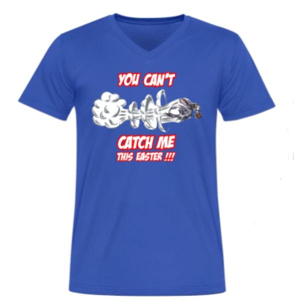 Cadouri de Paște-tricou personalizat de Paște cu mesaj amuzant