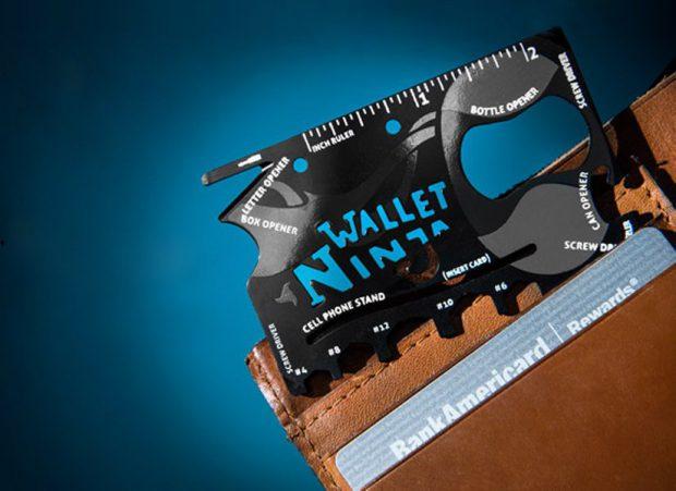 unealta wallet ninja cadou