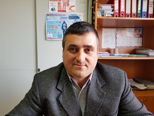 Ioan Todirașcu, asistentul social al Primărie Oșești