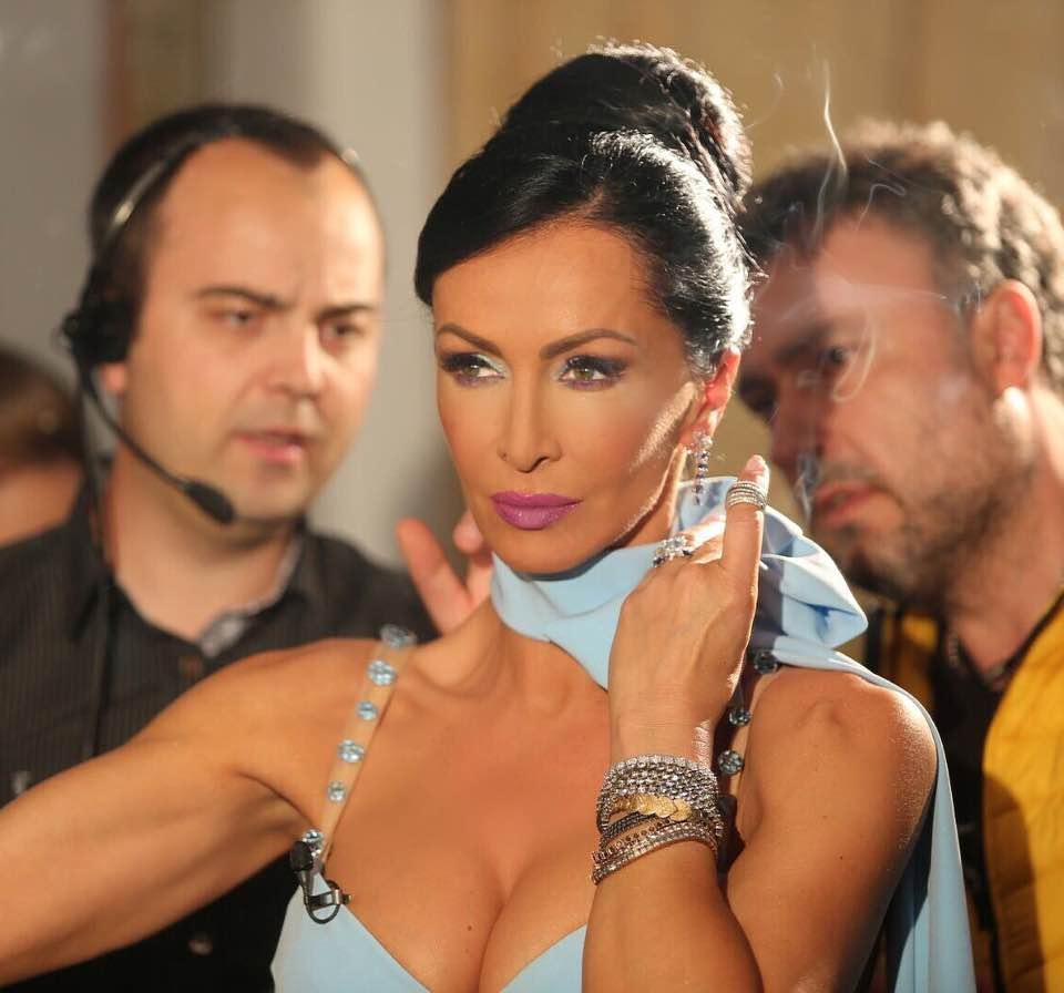 Mihaela Rădulescu nu poate sta fără Felix