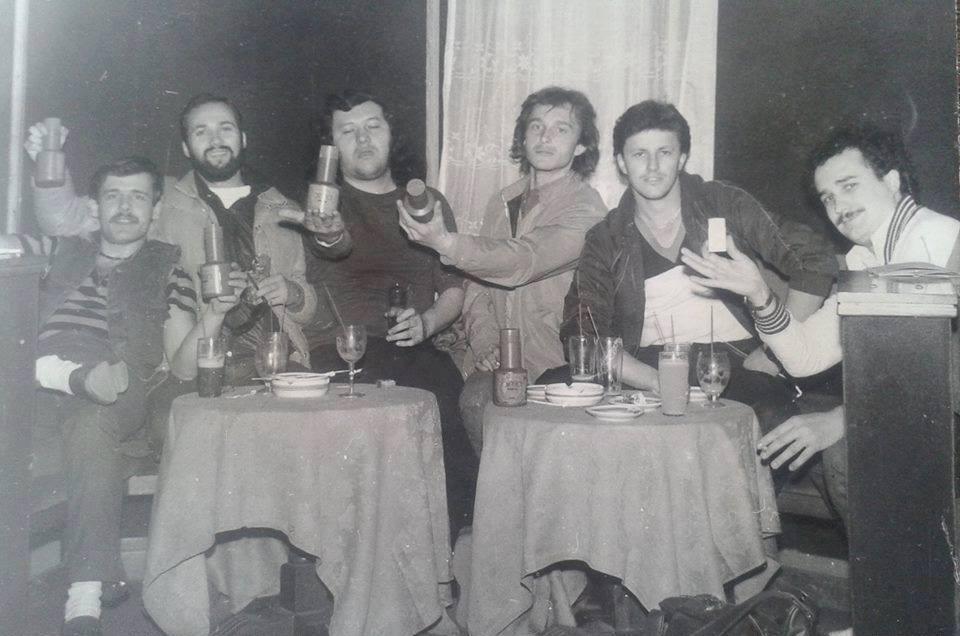S-a stins din viață Paul Popi, unul din membrii legendarei formații Roșu și Negru