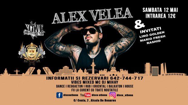 Alex Velea, aniversare distrusă: el e la Madrid, Antonia, la Roma! Împlinește 34 de ani, dar n-are parte de petrecere