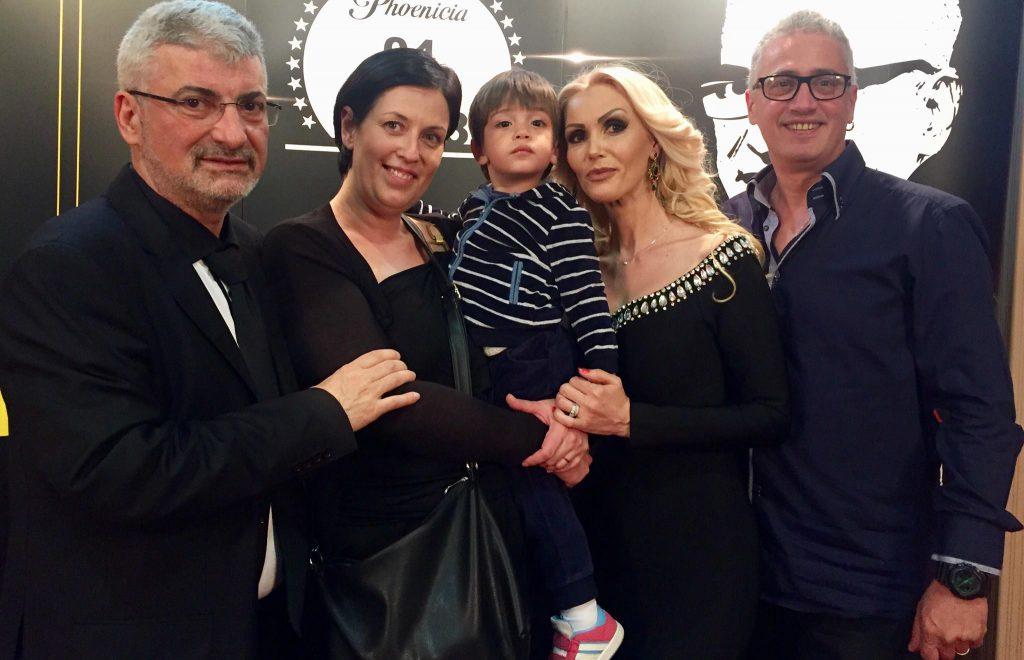 """EXCLUSIV/ Silviu Prigoană pe post de """"Godfather"""". A făcut petrecere tematică pentru cei 100 de fini ai săi"""