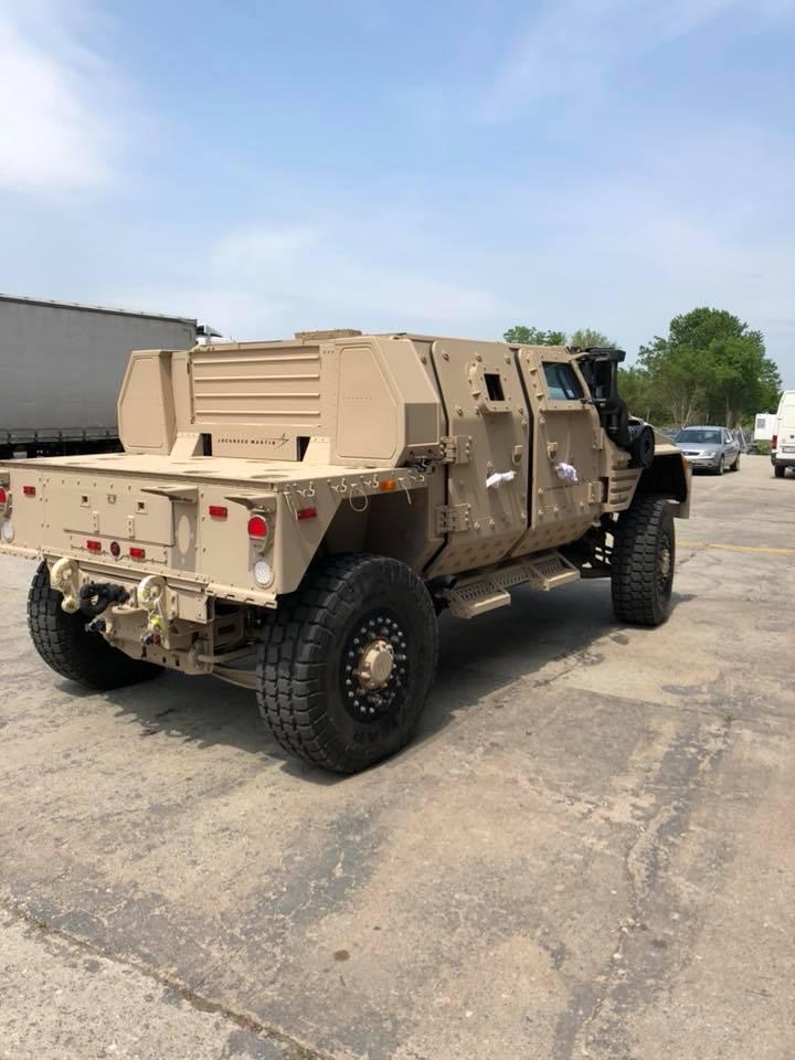 EXCLUSIV   România ar putea produce maşina de luptă care va înlocui HUMVEE-ul, vehiculul simbol al armatei americane