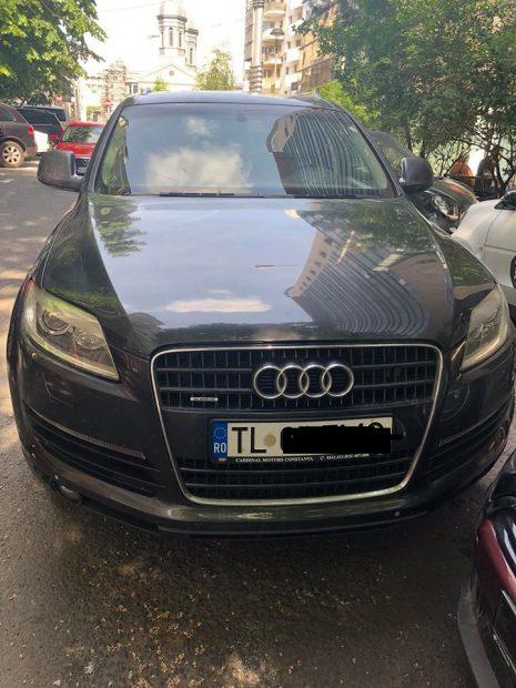 Un bărbat i-a blocat mașina Amaliei Năstase. Aceasta a făcut totul public și a cerut ajutor. Ce mesaj a transmis