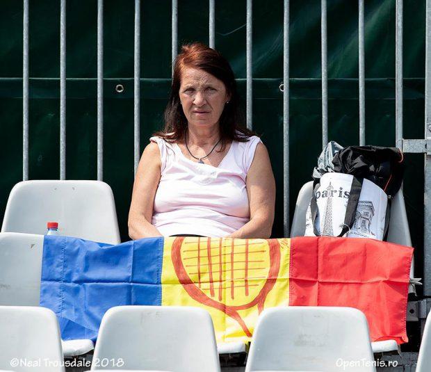 """Pentru Roland Garros, Alexandra Dulgheru și-a adus galerie din România. """"Piți"""", calificare memorabilă pe tabloul principal"""