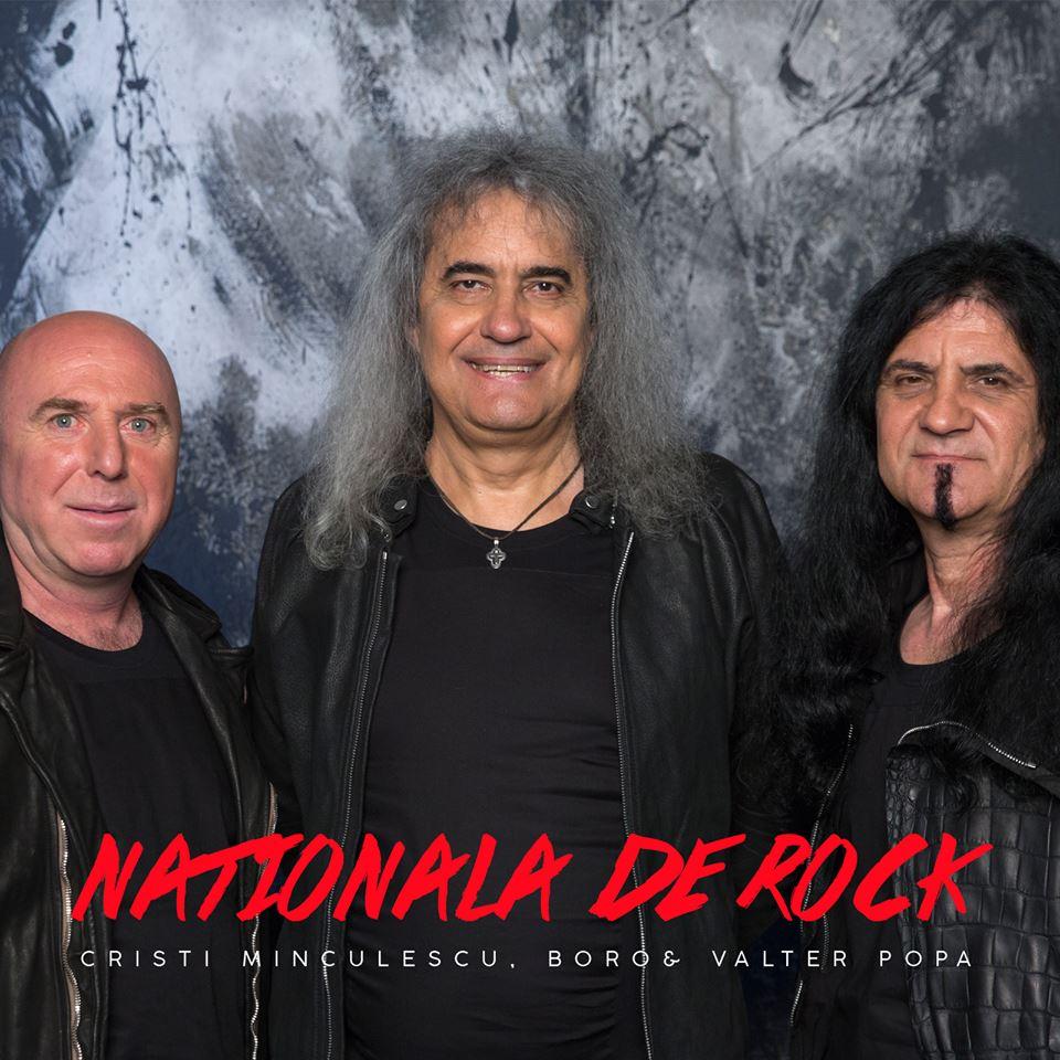 """Rămași fără numele de Iris în instanță, Cristi Minculescu& Co. devin """"Naționala de Rock"""" """"Nu putem să împiedicăm lumea să ne strige Iris"""""""