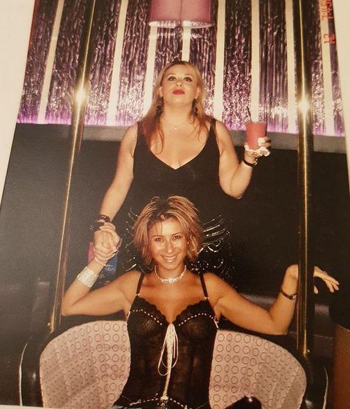 Anamaria Prodan și Oana Roman, la distracție în urmă cu ani. Cum arătau cele două
