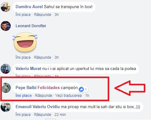 """Doroftei vrea un meci de retragere cu Balbi pe arena """"Ilie Oană""""! """"Am avut trei discuții cu Balbi! Vrea și el!"""""""