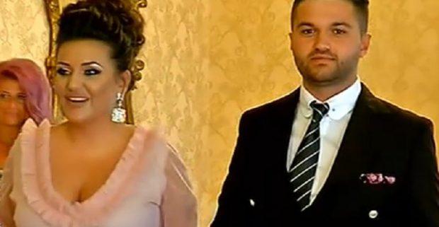 Primele declarații ale Biancăi Rus după ce s-a căsătorit civil. Cum a arătat bruneta în cea mai importantă zi
