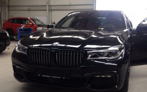 Aceasta este mașina BMW cu care circula Liviu Dragnea