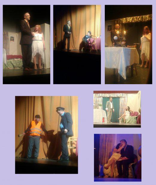 Fotografii realizate în timpul spectacolelor Inocent Theatre