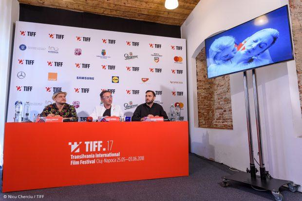 Conferinta de presa TIFF - 08.05.2018 - Foto Nicu Cherciu