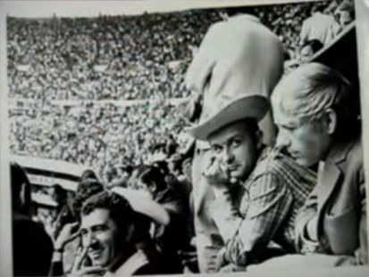 Cristian Țopescu la Campionatul Mondial de fotbal din Mexic, 1970