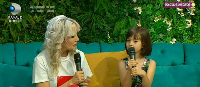 """Cum a reacționat Daniela Gyorfi când fiica sa a întrebat-o câți ani are. """"Prima dată mi-a fost rușine să îi spun fetei"""""""