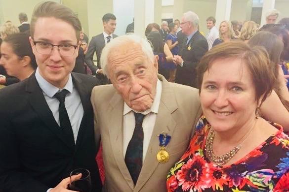austrialian de 104 ani a plecat în Elveția pentru sinucidere asistată