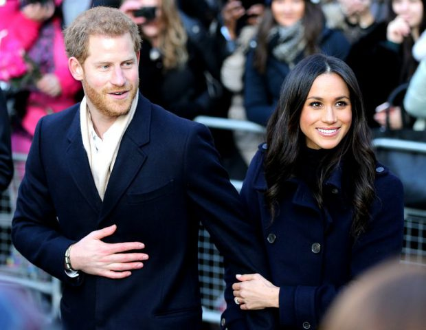 VIDEO/Andreea Archip, reporter special Libertatea, merge la nunta Prințului Harry cu Meghan Markle. Toate detaliile transmise în timp real, chiar de la fața locului