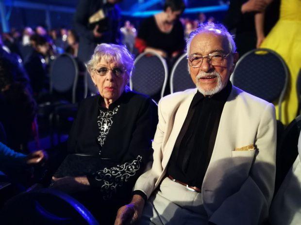 """Ileana Stana Ionescu, premiu pentru întreaga activitate la Gala Uniter 2018. """"Îi mulțumesc omului care de 60 de ani e alături de mine!"""""""