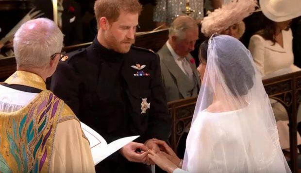 FOTO&VIDEO | Cele mai importante momente de la nunta regală dintre Prințul Harry și Meghan Markle