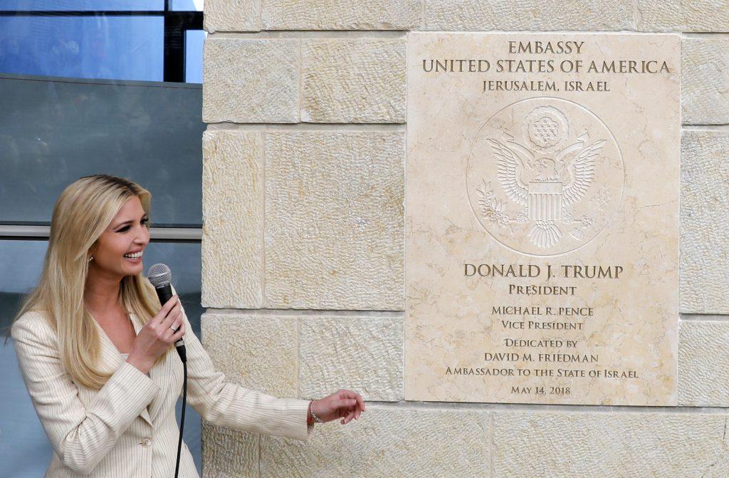 VIDEO | Ambasada SUA la Ierusalim a fost deschisă oficial. Netanyahu: Trump a scris istorie