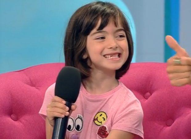 Fiica Danielei Gyorfi