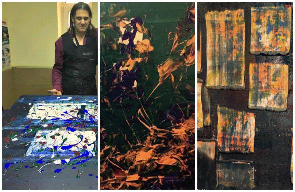 Melodiile Direcția 5 pe pânză! Marian Ionescu vernisează mâine o nouă expoziție la Pavilionul de Artă