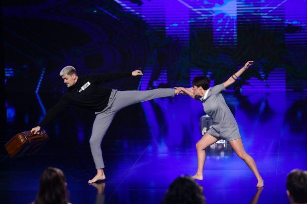 Nicolai Curnic si Sonia Orta