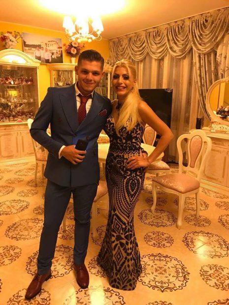 Nicoleta Guta, alături de fiul ei. Cei doi au slăbit spectaculos în ultimul an