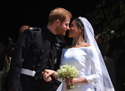 Vedete care s-au uitat la nunta regala