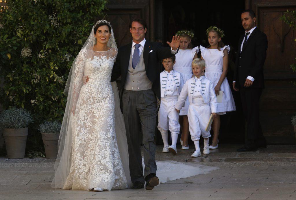 Cele mai spectaculoase rochii purtate la nunțile regale din lume