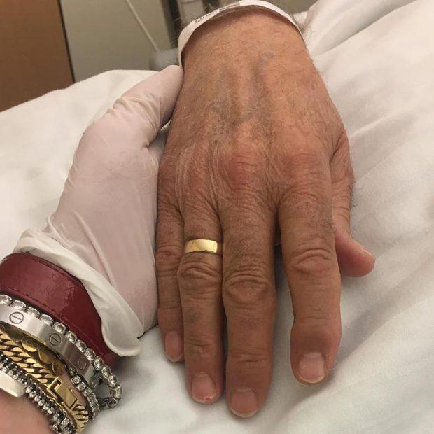Tatăl lui Stephan Pelger este bolnav