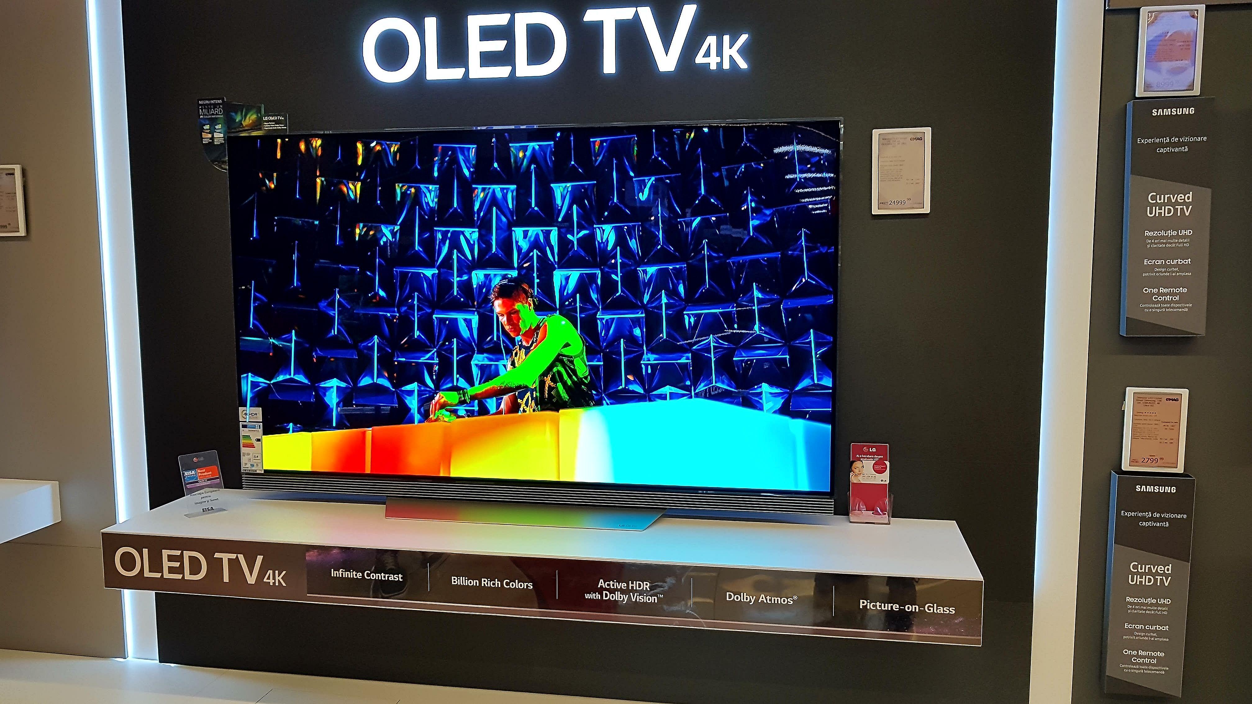 Televizor LG OLED