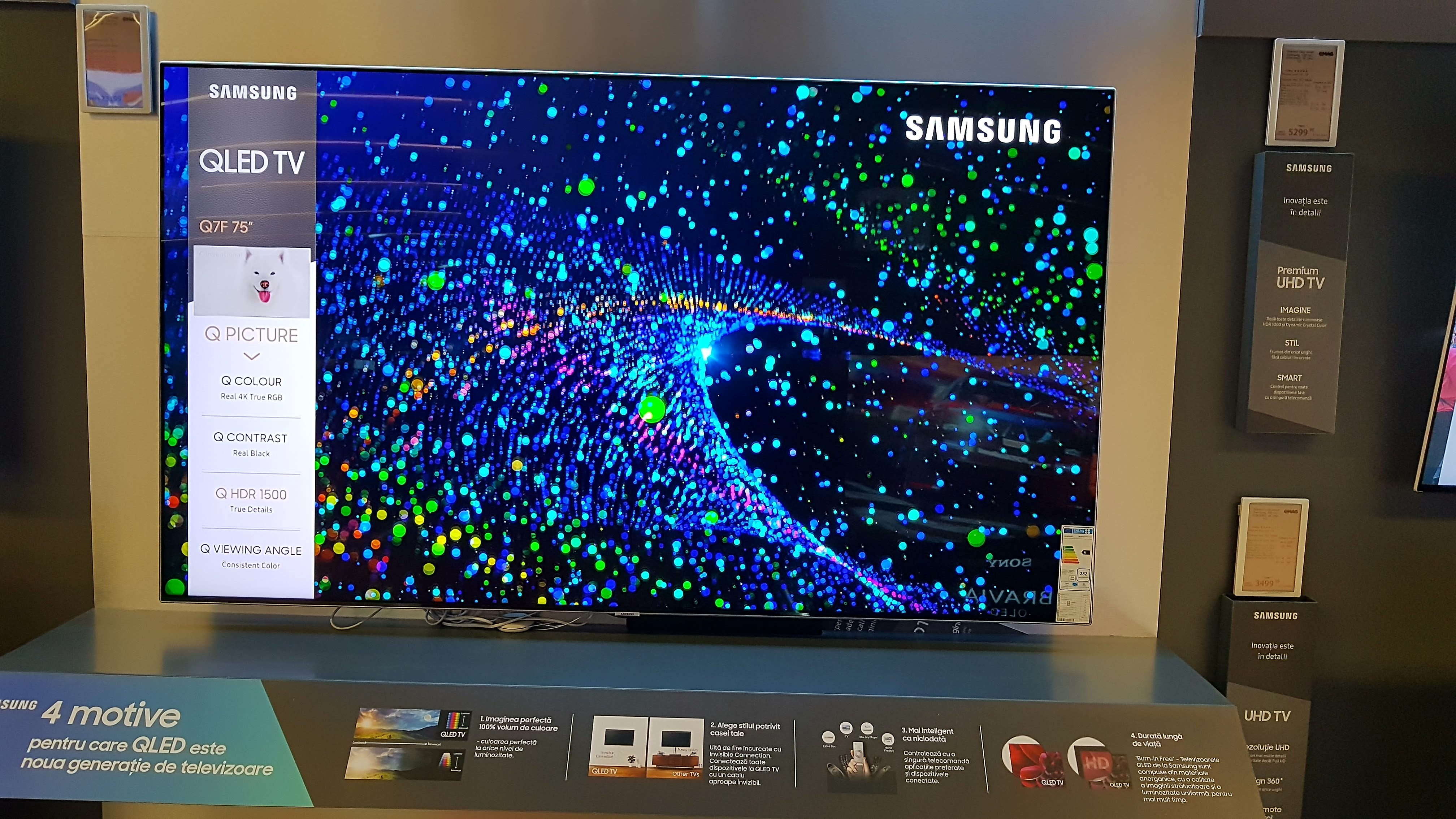 Televizor Samsung QLED