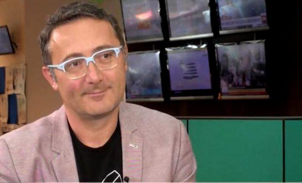 Regizorul Tudor Giurgiu, fondatorul Festivalului Internațional de Film Transilvania (TIFF)