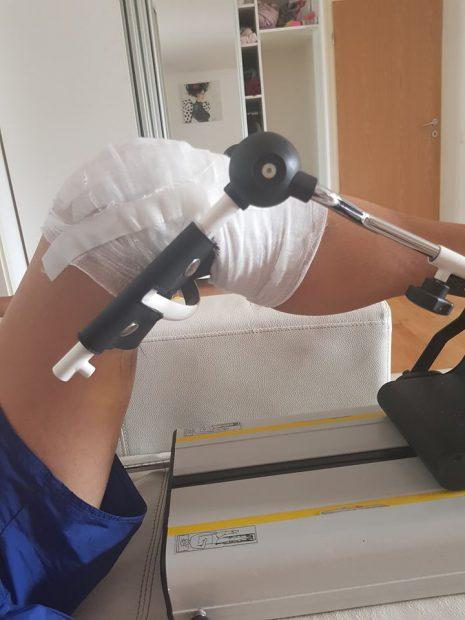 Cum se recuperează soțul Oanei Roman după operație