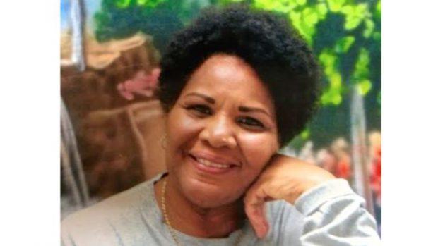 Alice Marie Johnson, o femeie de culoare... acum în vârstă de 63 de ani