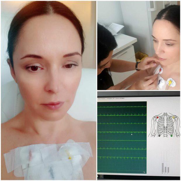 """VIDEO EXCLUSIV/ Andreea Marin suflă și-n iaurt după 6 intervenții chirugicale.""""E important să fii la timp la medic"""""""
