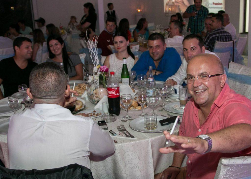EXCLUSIV/  Axinte s-a apucat de afaceri Spania. A preluat un restaurant