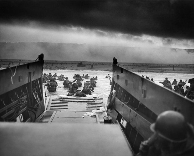 1944: Începe Bătălia Normandiei