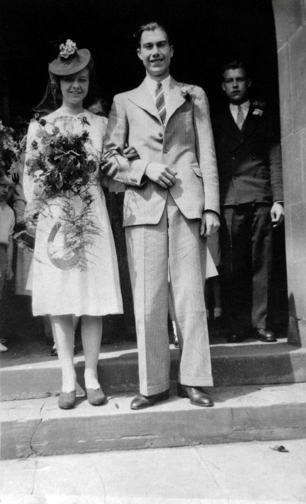 sărbătoresc 76 de ani de căsnicie