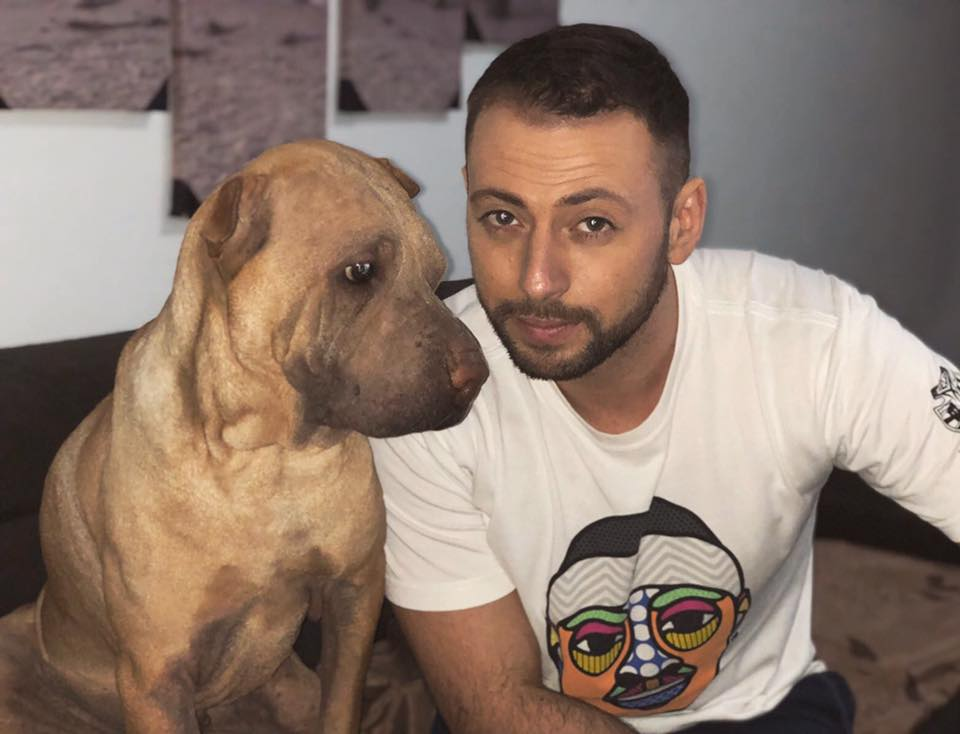 """Iubire de ... tată! Radu Andrei Tudor a trecut prin momente groaznice. """"Mi-aș fi vândut casa să-mi salvez câinele"""""""