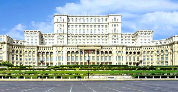 Casa Poporului / Palatul Parlamentului