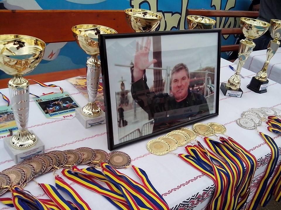 EXCLUSIV/Gheorghe Gheorghiu o dă în lupte libere! Cum își omagiază cel mai bun prieten, un fost mare campion