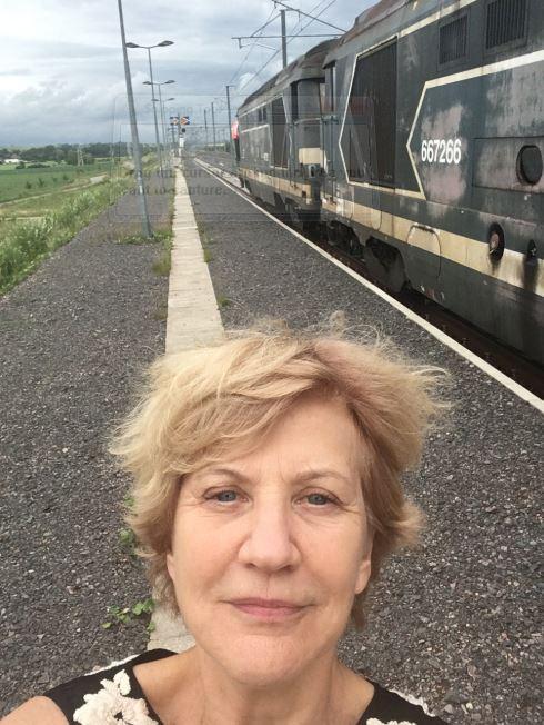 Europarlamentari blocați într-un tren spre Strasbourg
