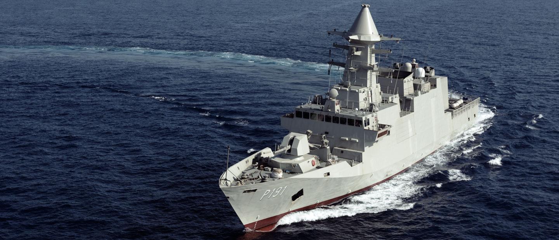 CORESPONDENȚĂ DIN ITALIA/ Una dintre cele mai moderne nave militare din lume a fost lansată la apă. E spital mobil, centrală electrică plutitoare și produce apă potabilă!