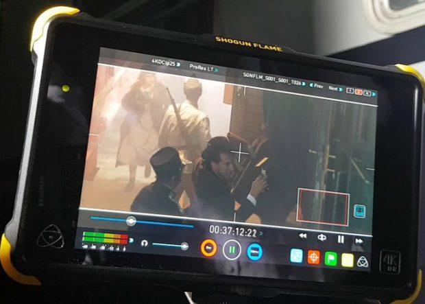 La finalul filmărilor, producătorii au analizat fiecare secundă a scenelor trase în acea zi pentru a se asigura că nu va fi nicio problemă la montaj