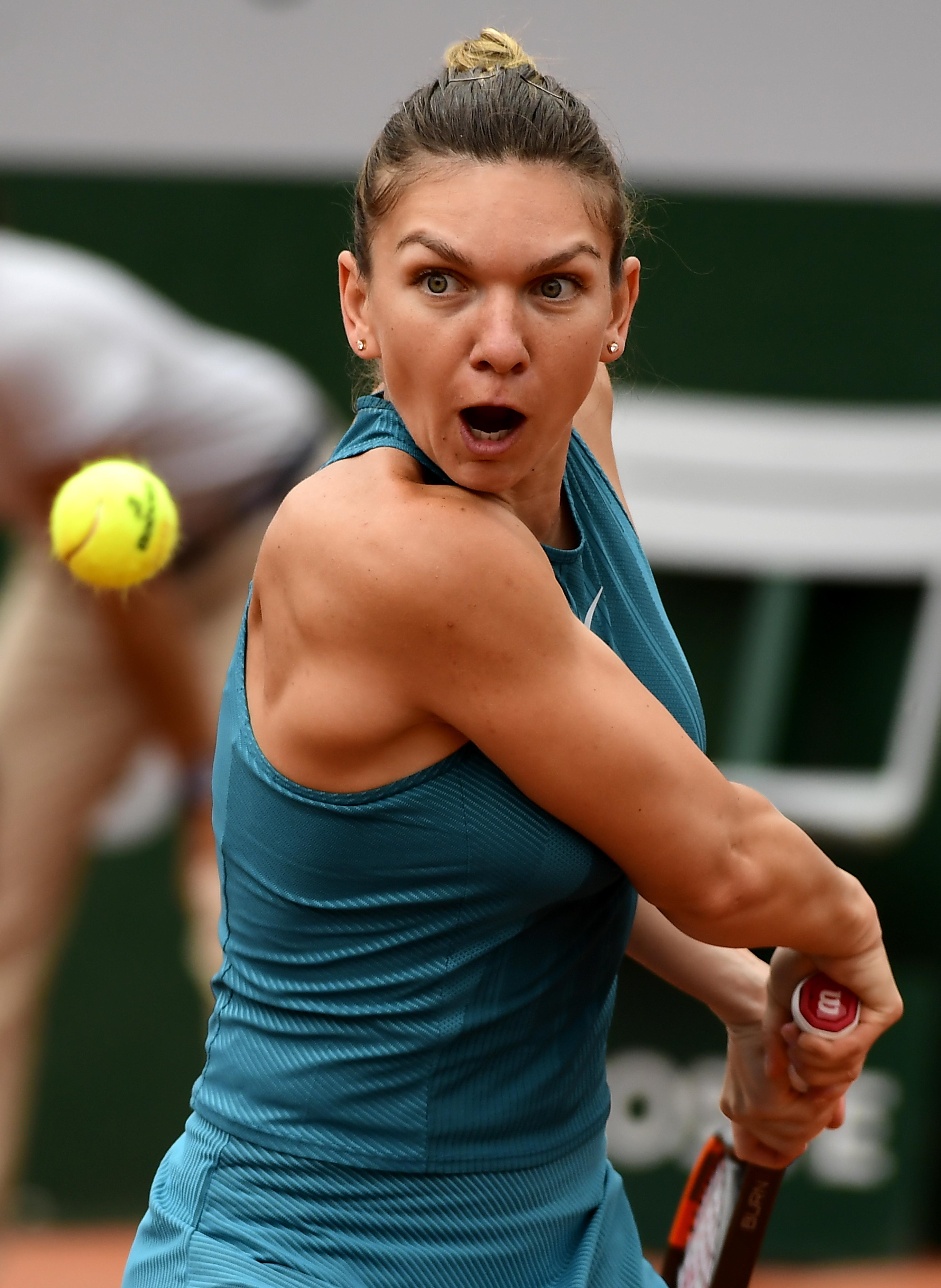 LIVE TEXT: Simona Halep - Angelique Kerber, în sferturi la Roland Garros. Simo este din nou în semifinale. Urmează Muguruza