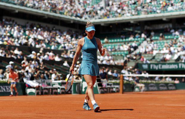 Simona Halep este în finala de la Roland Garros 2018. A treia oară, după 2014 și 2017 / VIDEO