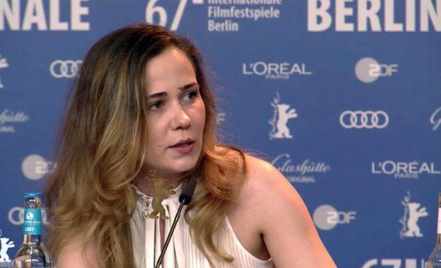 Iulia Lumânare, la Berlinale cu filmul