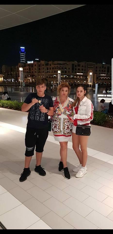Ce copii frumoși are Mihaela Borcea. Cum arată Angelo și Melissa